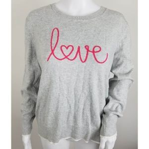 Gap Love Sweater Long Sleeve